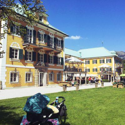 Gwandhaus, Hellbrunner Allee