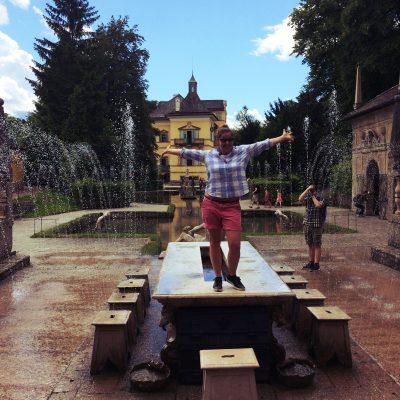 Wasserspiele Hellbrunn moonstone