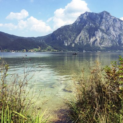 Hollereck, Traunsee moonstone
