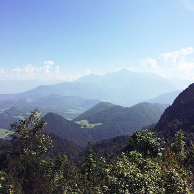 Untersberg-Toni Lenz Hütte moonstone