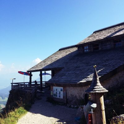 Untersberg- Toni Lenz Hütte moonstone