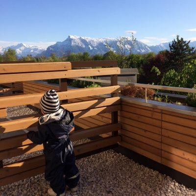 Genussdorf Gmachl, GoWithTheFlo, Wellness mit einem Kleinkind10