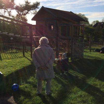 Genussdorf Gmachl, GoWithTheFlo, Wellness mit einem Kleinkind12