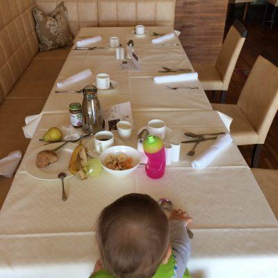 Genussdorf Gmachl, GoWithTheFlo, Wellness mit einem Kleinkind16
