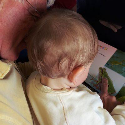 Fliegen mit Kleinkind, Ab nach Berlin, GoWithTheFlo11 moonstone