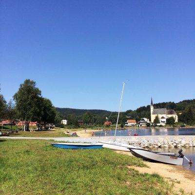 Badeplatz Lipno, GoWithTheFlo
