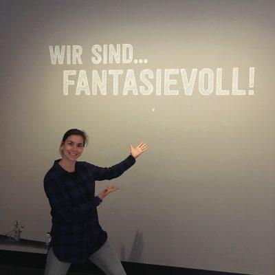 Kunst, Baby! Schlossmuseum Linz, GoWithTheFlo3 moonstone