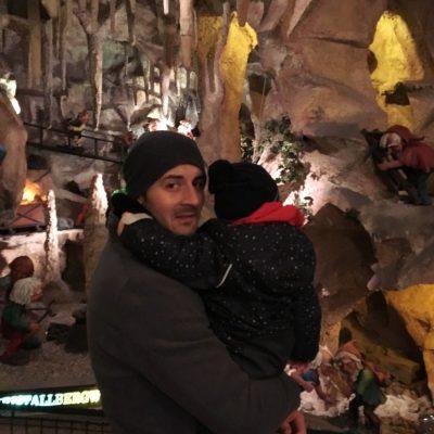Advent in der Grottenbahn13 moonstone