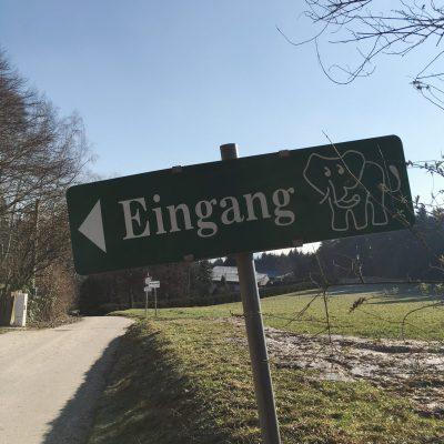 Tiergarten Walding, GoWithTheFlo14