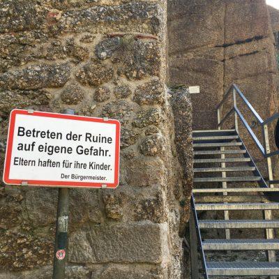 Burgruine Windhaag, GoWithTheFlo4