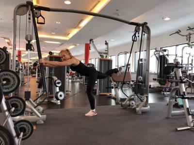 Fityaself, John Harris Fitness, GoWithTheFlo36