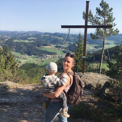 Gipfelkreuz Königswiesen, GoWithTheFlo0