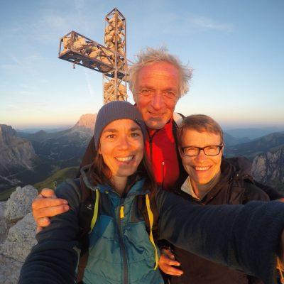 Sonnenaufgang in Südtirol, GoWithTheFlo