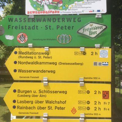 Wasserwanderweg Freistadt, GoWithTheFlo