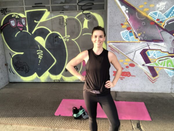 HIIT Workout im Mural Harbor Linz, Kurs: Advanced 2