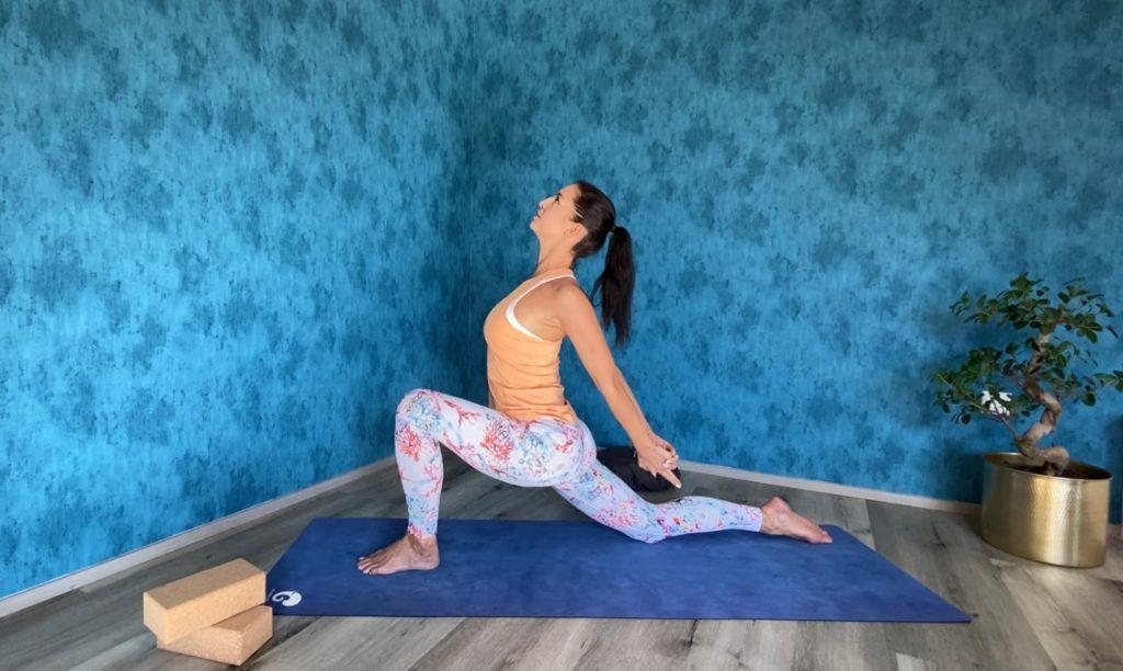 Yoga Silvia