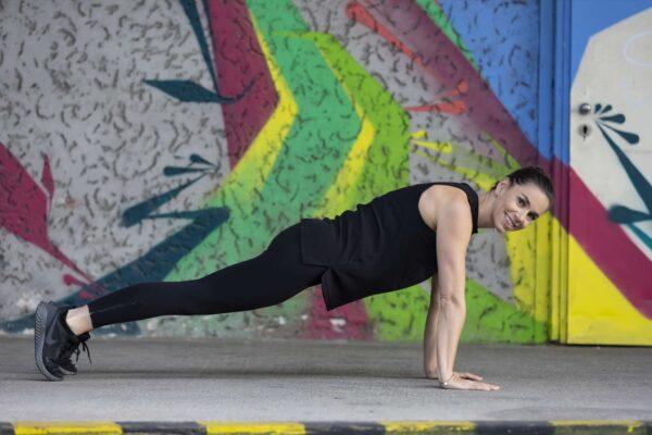 HIIT Workout: Push Yourself!, Liegestütz