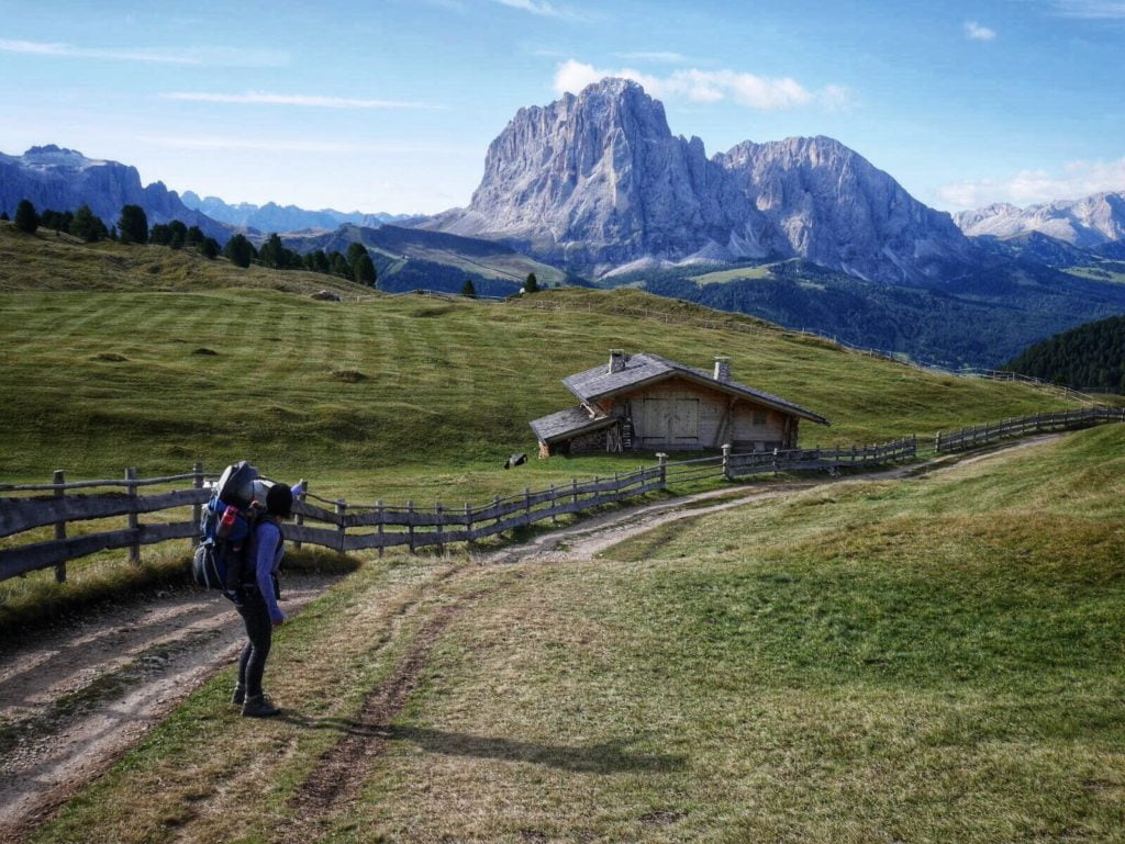 Wandern mit Flo in Südtirol