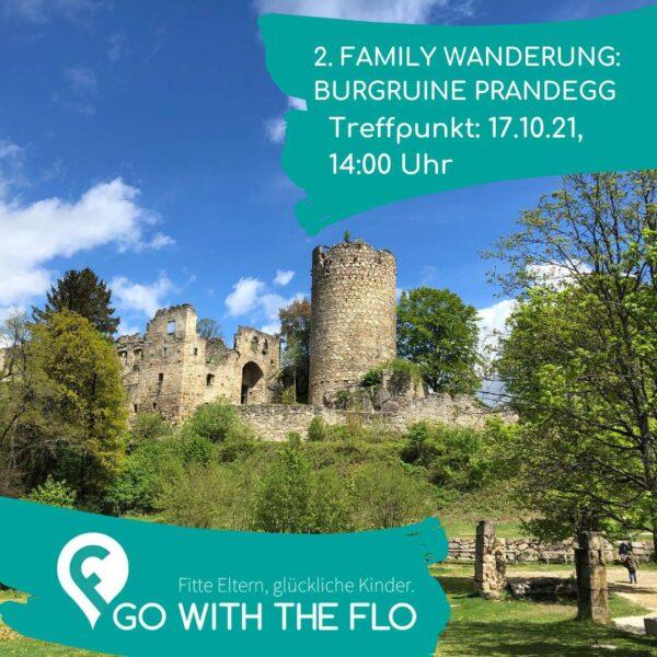 2. Family Wanderung Prandegg